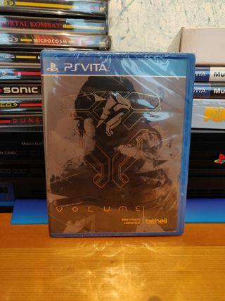 Volume para PlayStation Vita