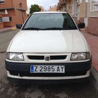 Vendo SEAT Ibiza, reparado con factura del taller.
