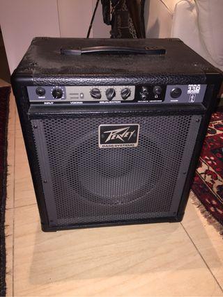 Amplificador d bajo PEAVEY 20w