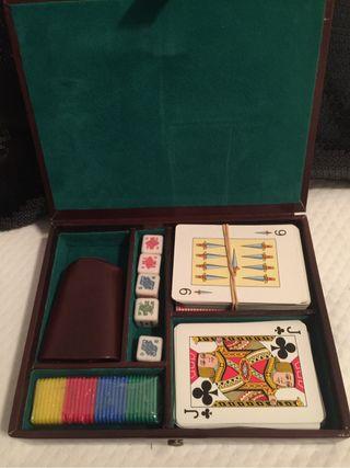 Caja de cartas
