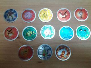 Gigantazos Pokemon plata brillante