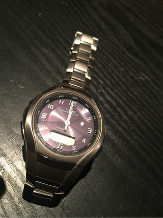 Reloj Casio Wave Ceptor