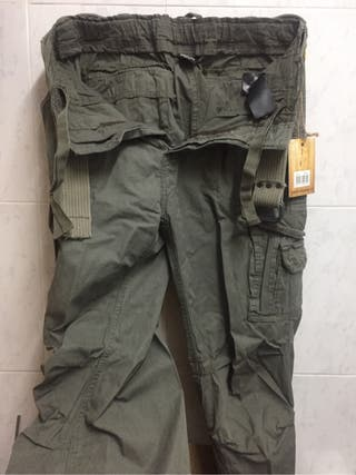 Pantalon militar brand royal