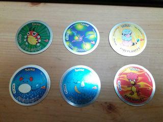 Gigantazos pokemon plata con logo