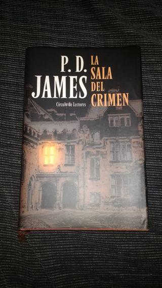 Libro: La Sala del Crimen