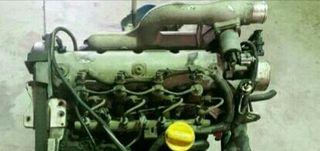 renault meganne 1.9 dci 120 CV culata