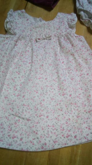 Vestido micropana