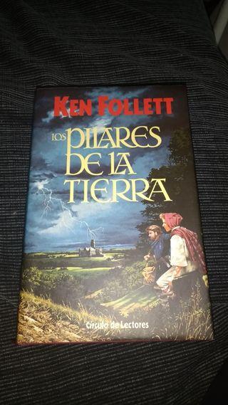 Libro: Los Pilares de la tierra de Ken Follett