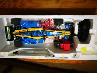 coche eléctrico radio control