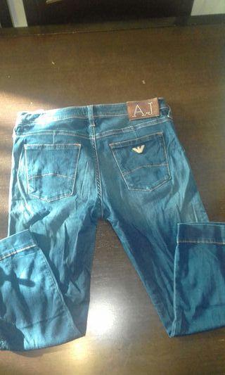 Vaqueros mujer armani jeans