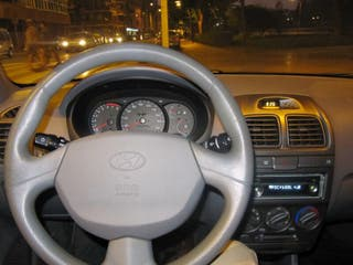 Coche segunda mano Hyundai acento gls2005