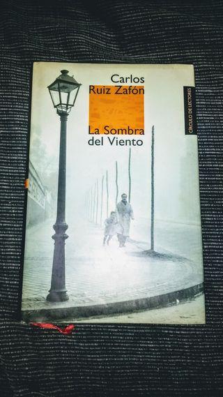 Libro : La sombra del viento