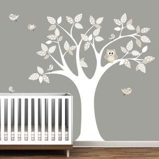 Vinilo decorativo habitación bebe