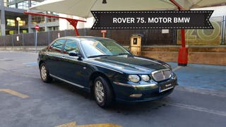 rover 75 motor BMW impecable