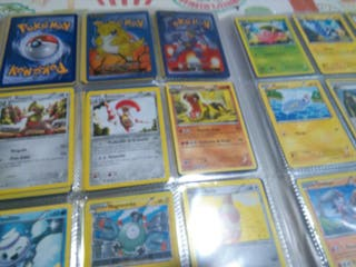 Pokemon cromos