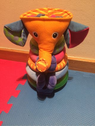 Juguete tiny love elefante