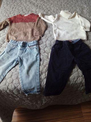 lote ropa niño mayoral zara