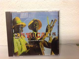 CD BATUCADA DJ BONGO