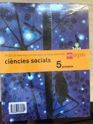 Libro sociales de 5
