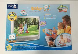 Juguete interactivo: v. baby de vtech