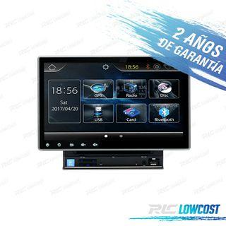 Pantalla GPS 2Din 10 Pulgadas USB SD DVD HD