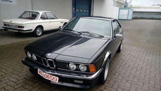 BMW 635 1982 csi