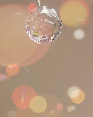 Bola feng-shui cristal al plomo 40 mm.