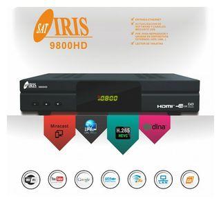 DECODIFICADOR IRIS 9800HD