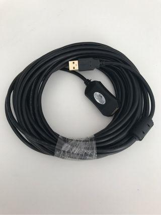 Cable Extensor USB 10 metros