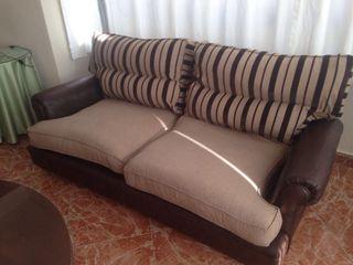 Sofa de fres plazas