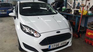 Ford Fiesta 2013 en Menorca