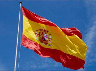 Bandera España Grande