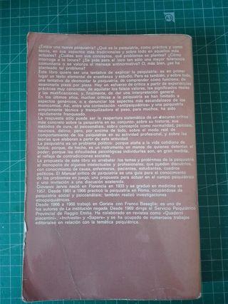 Libro Manual Psiquiatría