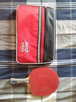Raqueta profesional de tenis de mesa (Ping pong)