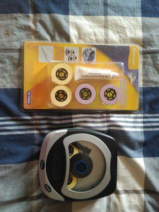 Limpiador- Pulidor CD/DVD/ Blu-ray Procare