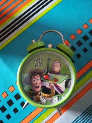 Reloj toy story