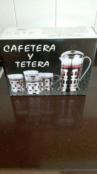 cafetera nueva