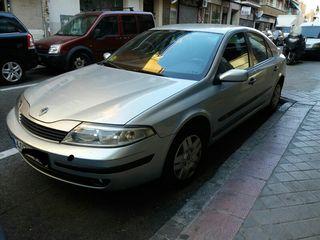 Renault Laguna 2003 km 200000 1.8 gasolina