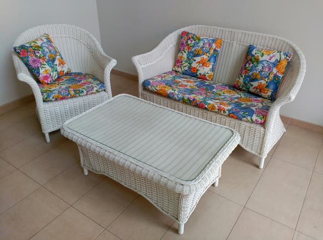 Conjunto muebles de jardin marca kettal de segunda mano for Muebles de jardin segunda mano