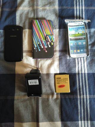 Lote Accesorios Samsung Galaxy S3