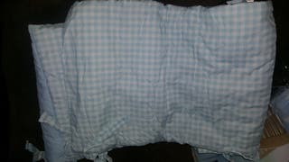 cot bed bumper (John lewis)