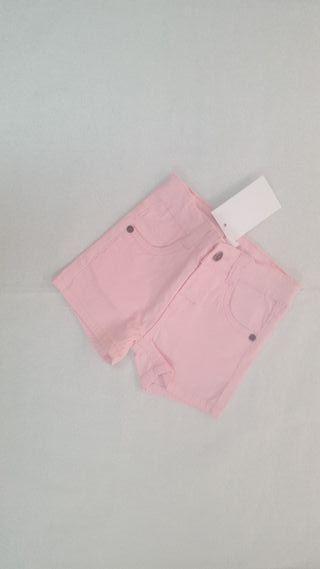 pantalon corto bebe nuevo