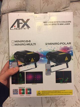 Laser DJ - AFX Mini RG Polar !