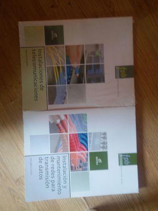 Libros 2°FPB electricidad y electronica