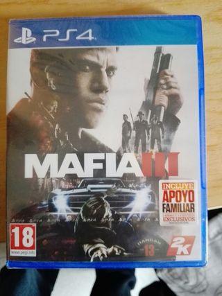 mafia 3 ps4 PRECiNTADO