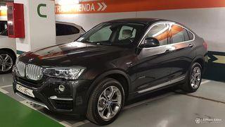 BMW X4 20DA 2016 Xdrive - Xline - navi - cámara