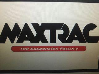 Amortiguadores + muelles deportivos Maxtrac