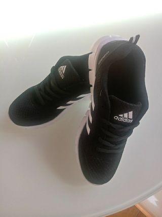 Zapatillaz adidas running