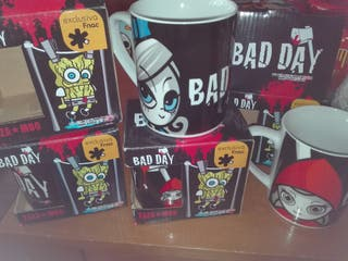TAZA BAD DAY LOZA