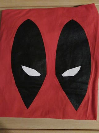 Camiseta Deadpool Talla M